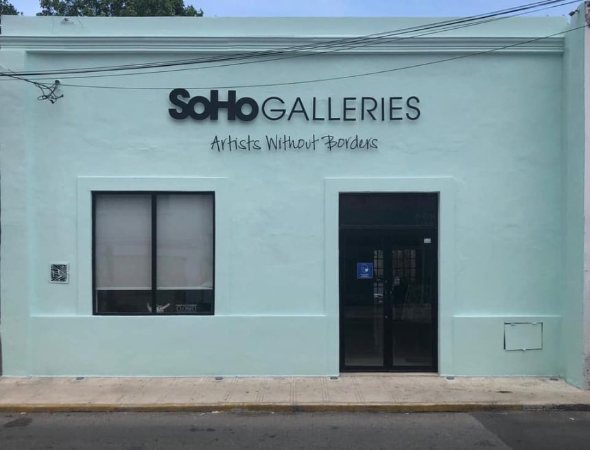 Soho Galleries, For Delighting Your Senses With Art